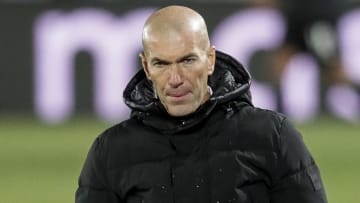 Zinedine Zidane may have started some La Liga title mind games
