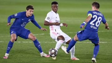 Chelsea e Real Madrid se enfrentam pelas semifinais da Champions League 2020/21.