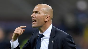 Zinédine Zidane n'a pas aimé les questions d'un journaliste.