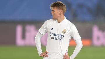 Martin Odegaard pas certain de poursuivre au Real Madrid ?
