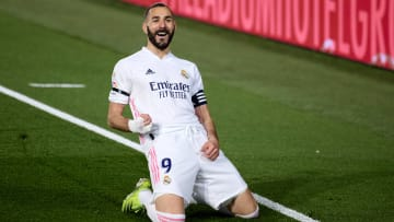 Benzema has held it down for a decade with ease
