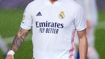 Footy Healines a dévoilé le maillot du Real Madrid pour la saison prochaine.