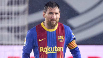 Messi's future remains a hot topic