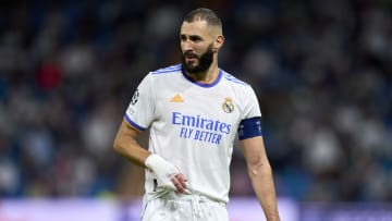 Benzema is now the 4th highest scorer in Champions League history