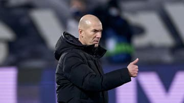 Zidane confía en el once que alineó ante Osasuna para la Supercopa