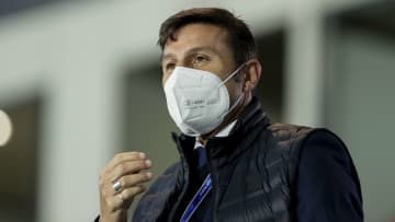 Javier Zanetti has revealed Inter have serious financial problems