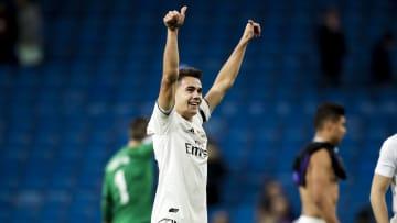 Sergio Reguilon //  Real Madrid