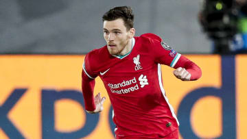 Andy Robertson says Liverpool to press Real Madrid at Anfield