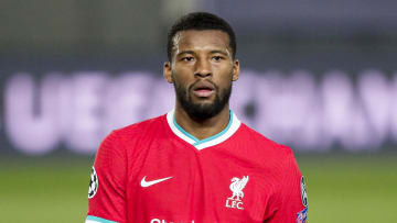 Georginio Wijnaldum has been unable to agree new terms at Anfield