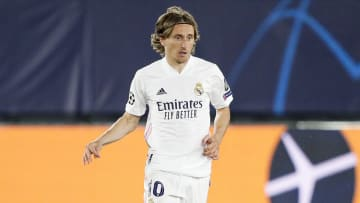 Luka Modric will extend his Real Madrid career into a 10th season