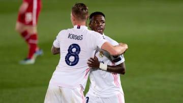 Como Vinícius Jr., De Bruyne e companhia: veja a seleção das quartas de final da Champions League 2020/21.