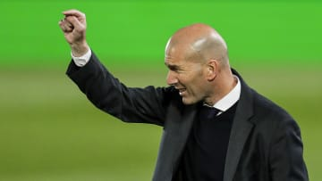 Zidane is expected to remain as Real Madrid coach