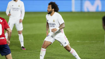 Marcelo's new FIFA 21 card has stellar defensive stats.