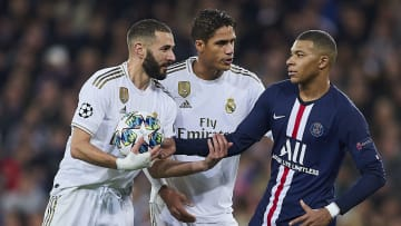 Mbappé segue na mira do Real Madrid