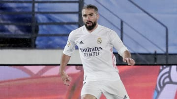 Dani Carvajal has committed his future to Real Madrid