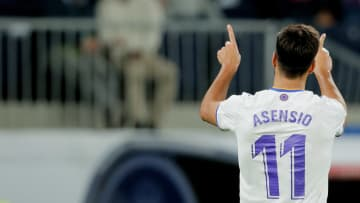 Asensio played well