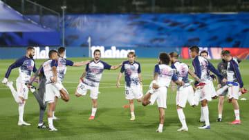 El Real Madrid sufre su primera derrota de la pretemporada