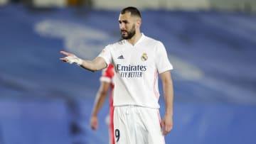 Le Real Madrid est toujours en course pour le titre.