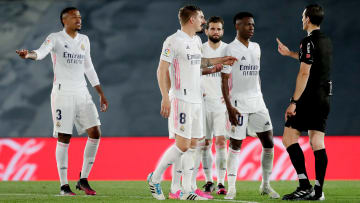 Real Madrid were frustrated by Sevilla