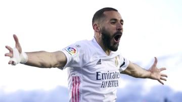 Real Madrid v Sevilla FC - Benzema