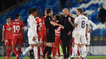 Real Madrid v Sevilla FC - La Liga Santander