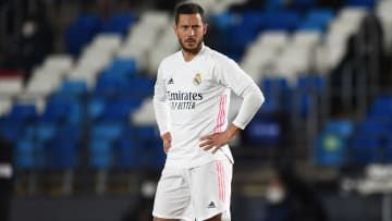 Eden Hazard fears his injury problems could take their toll