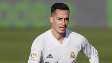 Lucas Vazquez's contract is winding down