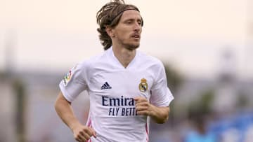 Luka Modric has signed a new Real Madrid contract