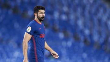 Diego Costa es agente libre tras rescindir su contrato con el Atlético de Madrid