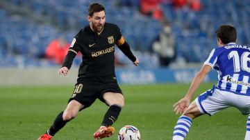 Lionel Messi (33) übertrumpft Xavi und ist alleiniger Rekordspieler des FC Barcelona