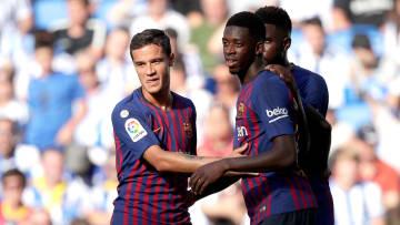 Philippe Coutinho dan Osumane Dembele ke Barcelona masuk menjadi dua transfer sepak bola terburuk dalam sejarah