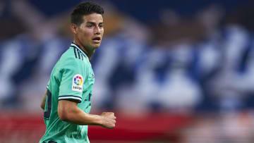 James Rodriguez pourrait relancer sa carrière dans le championnat anglais