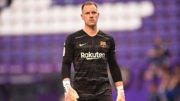 Ter Stegen wants to become the world's highest earning goalkeeper