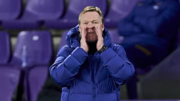 Ronald Koeman head coach