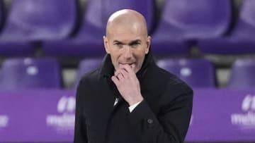 Zinedine Zidane hat arge Personalsorgen