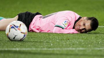 L'Argentin sera en fin de contrat avec Barcelone en juin.