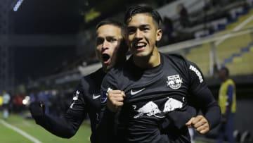 Massa Bruta chega forte para a disputa | Red Bull Bragantino v Independiente del Valle - Copa CONMEBOL Sudamericana 2021