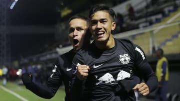 Red Bull Bragantino avançou às quartas de final da Copa Sul-Americana