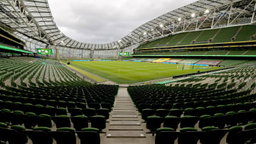 The FAI has said they cannot guarantee spectators will be allowed to attend games in Ireland
