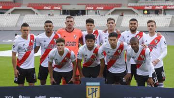 River Plate v Aldosivi - Copa de la Liga Profesional 2021 - El 1x1 de River.