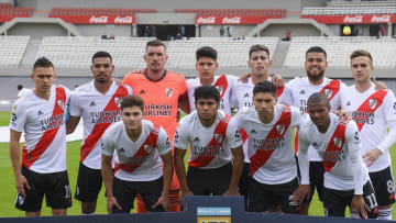 River Plate v Aldosivi - Copa de la Liga Profesional 2021 - ¿Repetirá equipo Marcelo Gallardo?