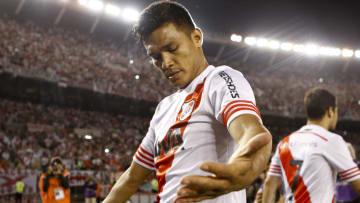 Teófilo Gutiérrez en River Plate