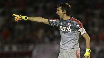 Marcelo Barovero en River Plate