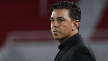 Marcelo Gallardo encara el último año de contrato con el club.