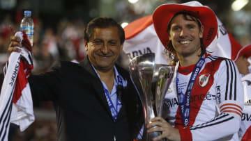 El último campeonato local que ganó River fue el Final 2014, con Ramón Díaz como entrenador.