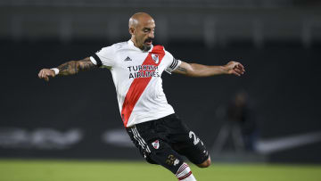 River Plate v Rosario Central - Copa De La Liga Profesional 2021