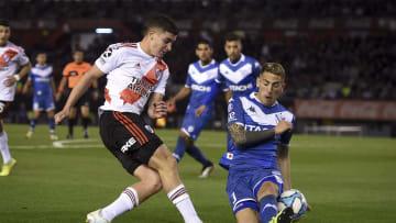 River enfrentaría a Vélez