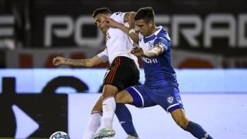 River Plate v Velez Sarsfield - Superliga 2019/20 - Sin dudas será un partido luchado.