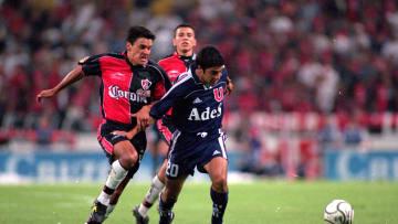 Rodrigo Tello and Hugo Castillo