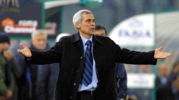 Roma v Inter Milan X